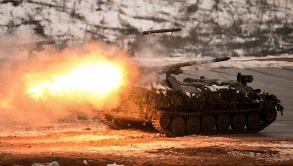 Khrizantema-S diệt được mọi cỗ tăng NATO