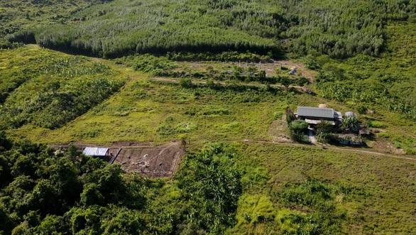 Dự án 250 hecta chỉ nuôi vài chục con bò: Giải thích