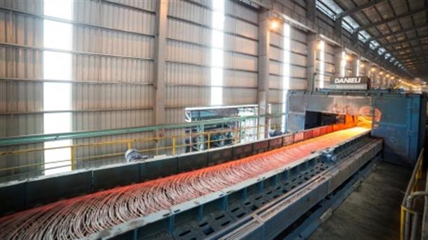 Bộ Công thương làm việc với doanh nghiệp ngành thép