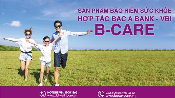 BAC A BANK, VBI cùng phân phối bảo hiểm phi nhân thọ