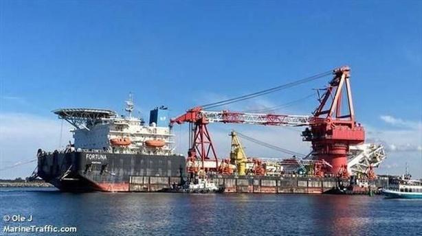 NI: Washington tính toán khi không thể trừng phạt Nord Stream-2