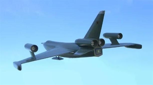 Bí ẩn thủy phi cơ siêu thanh M-70 của Liên Xô