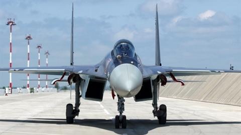 Nga bán 24 tiêm kích Su-35 cho một quốc gia bí ẩn