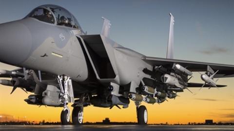 Tiêm kích F-15EX thất bại ngay trong lần 'thực chiến' đầu tiên