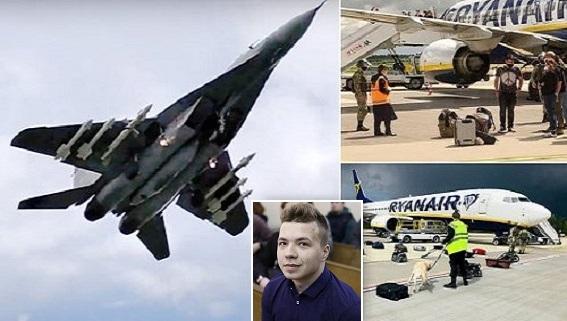 Vụ Ryanair: Mỹ-EU chơi bài 'cây gậy và củ cà-rốt' với Belarus