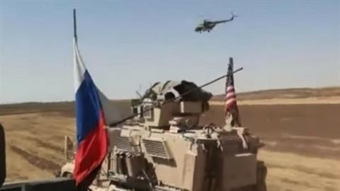 Lầu Năm Góc tuyên bố sẵn sàng đụng độ Moscow tại Syria