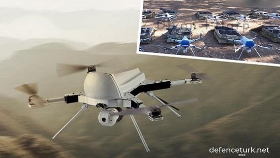 UAV đầu tiên tự động tấn công: Ngỡ ngàng nước sản xuất