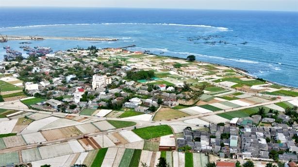 Lý Sơn đề xuất lấn biển tạo quỹ đất ở cho dân