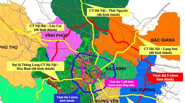 Hà Nội làm đường trên cao: Phân tích thiệt hơn...