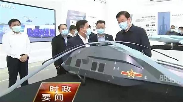 Chuyên gia Nga: Trực thăng Trung Quốc không thể tàng hình