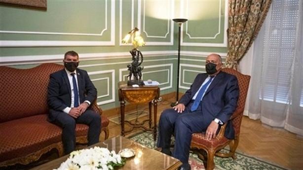 Nỗ lực của Ai Cập hậu xung đột Israel-Palestine