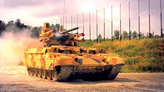 BMPT Terminator-2: Cái tên chứa đựng sự đe dọa