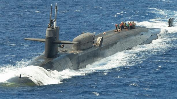 Mỹ quyết đóng tàu ngầm SSBN (X) để sửa sai