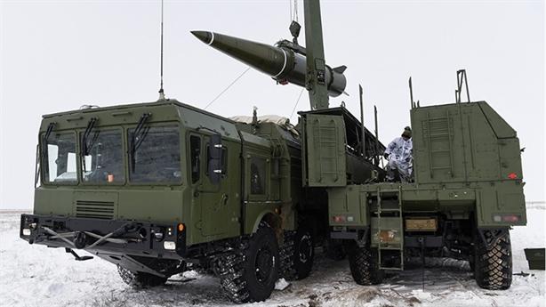 Nga tăng cường vũ khí không thể đối phó phòng NATO