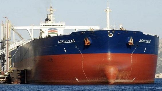 Mỹ vừa mua vừa cướp dầu của Iran