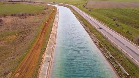Hạn chót giải quyết vấn đề thiếu nước Crimea được ấn định