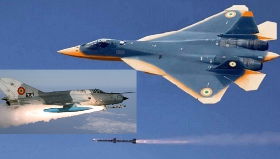 Tiêm kích thế hệ 5 sẽ thay thế MiG-21 huyền thoại