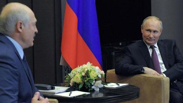Tổng thống Putin tạo lòng tin cho Belarus