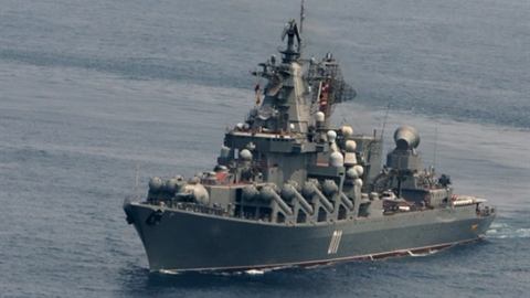Nga điều động...50 tàu chiến áp sát bờ biển Mỹ