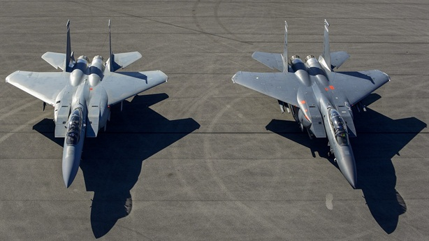 Lợn béo F-35 bị mất thị phần tại sân nhà bởi F-15EX