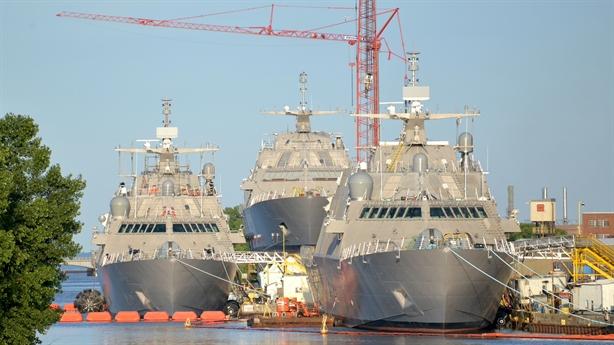 Mỹ quyết định cắt 4 tàu tàng hình Littoral làm sắt vụn