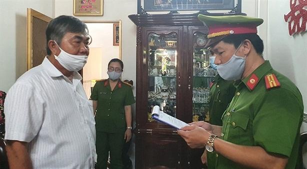 Bắt tạm giam nguyên Phó Chủ tịch tỉnh Phú Yên
