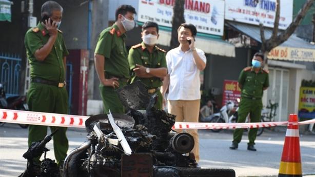 Vụ cháy 4 người tử vong: Kêu cứu trong tuyệt vọng