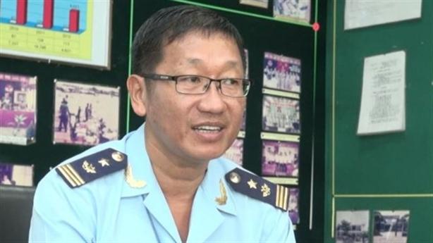 Kỷ luật khiển trách Phó Cục trưởng Cục Hải quan An Giang