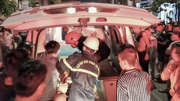 Vụ cháy 4 người tử vong: Nghe kêu cứu mà bất lực