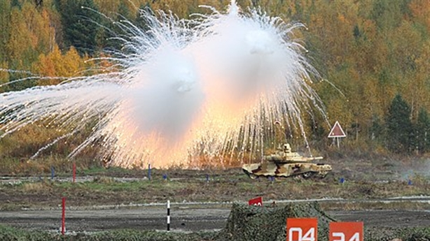 Đạn phòng thủ Nga làm mù mọi tên lửa tấn công