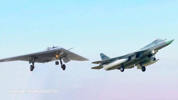 NI: 'Okhotnik khiến NATO toát mồ hôi hột'