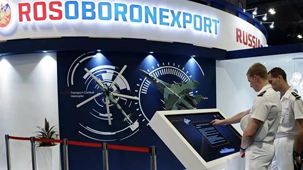 Nga khoe thành tích xuất khẩu không cần đồng USD