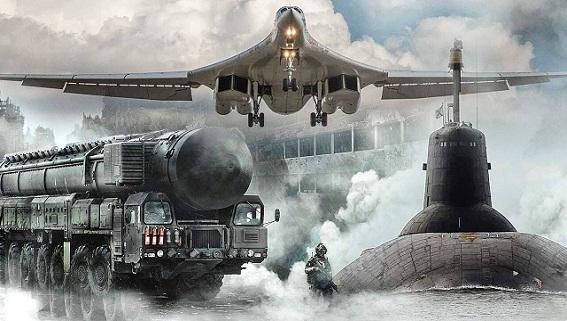 Quân đội Nga: Từ 'Diện mạo mới' đến 'Bước tiến mới'