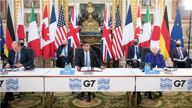 G7 khiến Apple, Amazon, Google phải trả nhiều thuế hơn