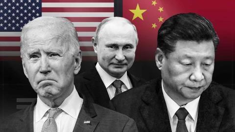 Ông Putin đang lợi điểm trước ông Biden