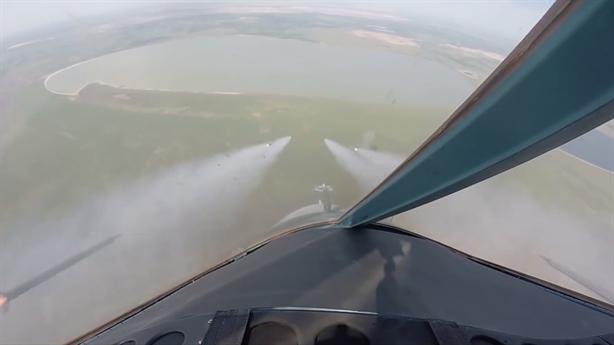 Báo Mỹ: Su-34 là cỗ máy tấn công đáng sợ nhất