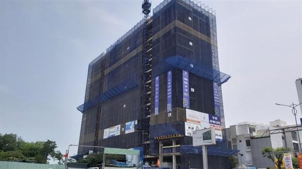 Xây dựng sai phép The Summit Building