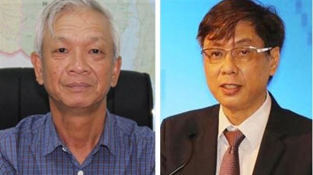 Khởi tố hai cựu Chủ tịch UBND tỉnh Khánh Hòa