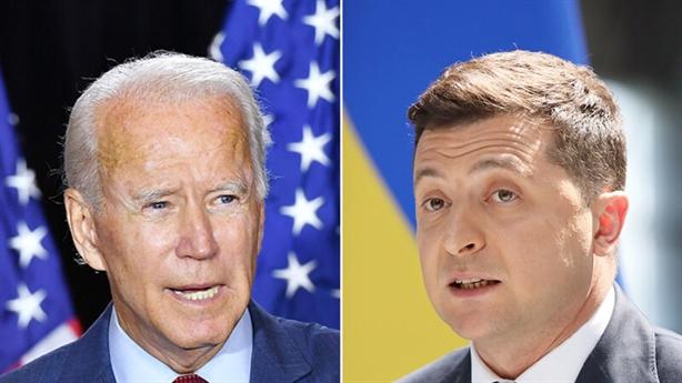Mỹ mời ông Zelensky tới Nhà Trắng trong cơn đau Nord Stream-2