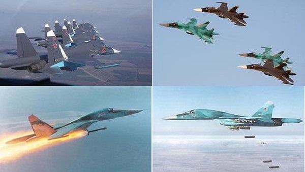 Báo Mỹ tâm phục tác chiến điện tử trên Su-34