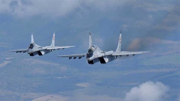 MiG-29 Bulgaria mất tích trên Biển Đen khi diễn tập cùng Mỹ