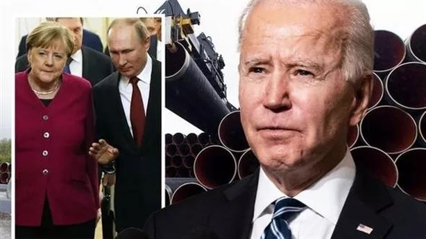 Berlin mời gặp Nga-Ukraine về Nord Stream-2