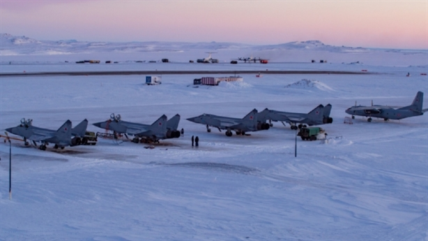 Nga mở rộng Nagurskoye để tránh gặp ác mộng từ phía Bắc