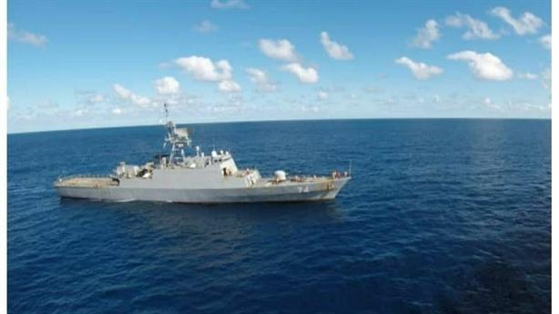 Iran chia sẻ ảnh tàu quân sự trên đường đến Venezuela
