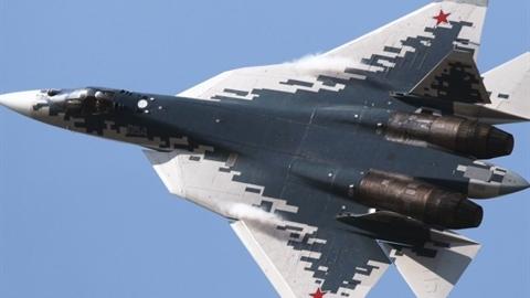 Không quân Nga nhận 5 Su-57 trong năm 2021
