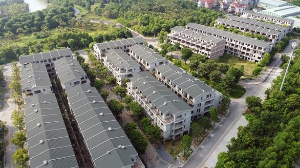 Hưng Yên tìm chủ mới trăm biệt thự Sago Palm Garden