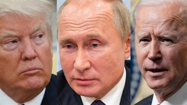 Tổng thống Putin khơi dậy an ninh mạng với Biden