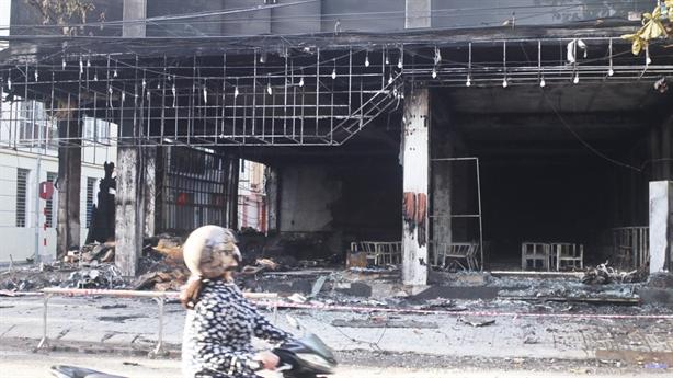 Cháy phòng trà khiến 6 người chết: Chủ phòng trà là ai?