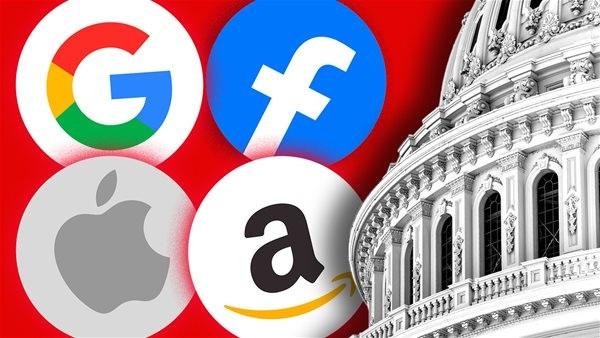 Gói dự luật của Mỹ chống Amazon, Google độc quyền