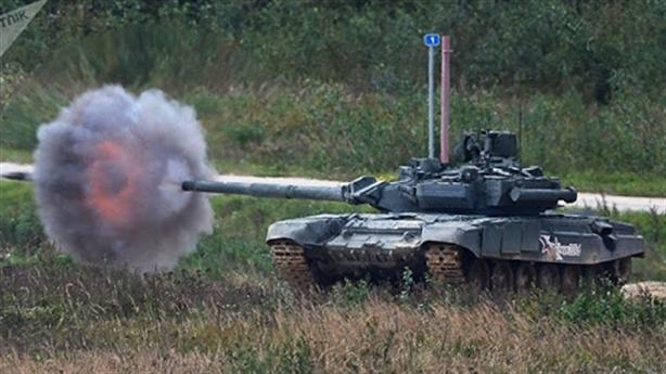Siêu giáp giúp tăng Nga chặn mọi loại đạn